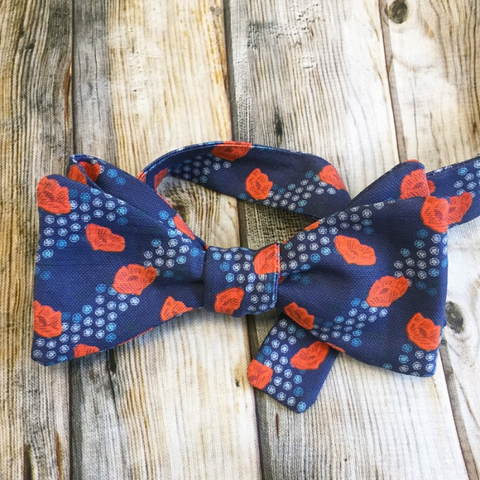 Meet the Patternmaker: Marcus Hawley of Natty Neckware | Spoonflower Blog