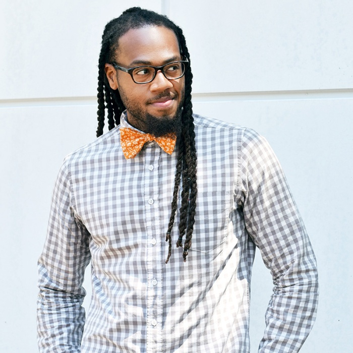 Meet the Patternmaker: Marcus Hawley of Natty Neckware
